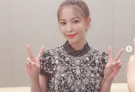 """보아, 더 상큼해진 세월 역주행 미모...""""김지현 우승 축하!"""""""