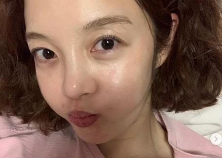 """'차현우♥' 황보라, 민낯에도 굴욕없는 러블리 매력...""""여배우 아우라"""" [리포트:컷]"""