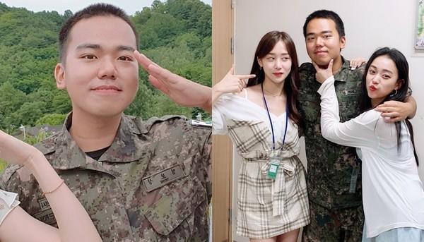 "BJ 염보성, 코로나19로 조기 전역...""복귀 방송 날짜는?"""