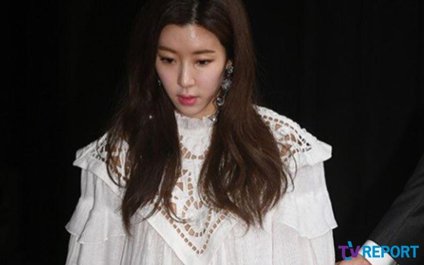 박한별, '클럽 버닝썬 사태' 후 전해진 최근 모습?