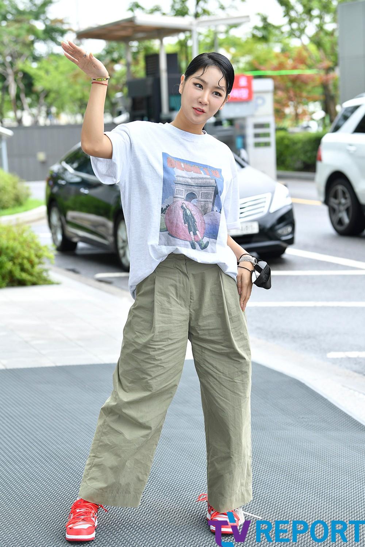 [T포토] 소유 '무대 위 여신처럼'