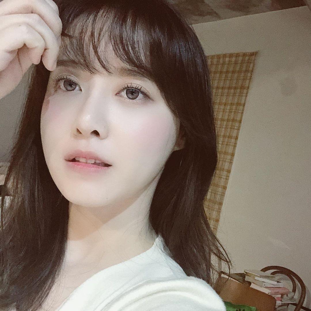 구혜선, 46kg 요정 비주얼…밤샘에도 빛나는 청순미모 [리포트:컷]