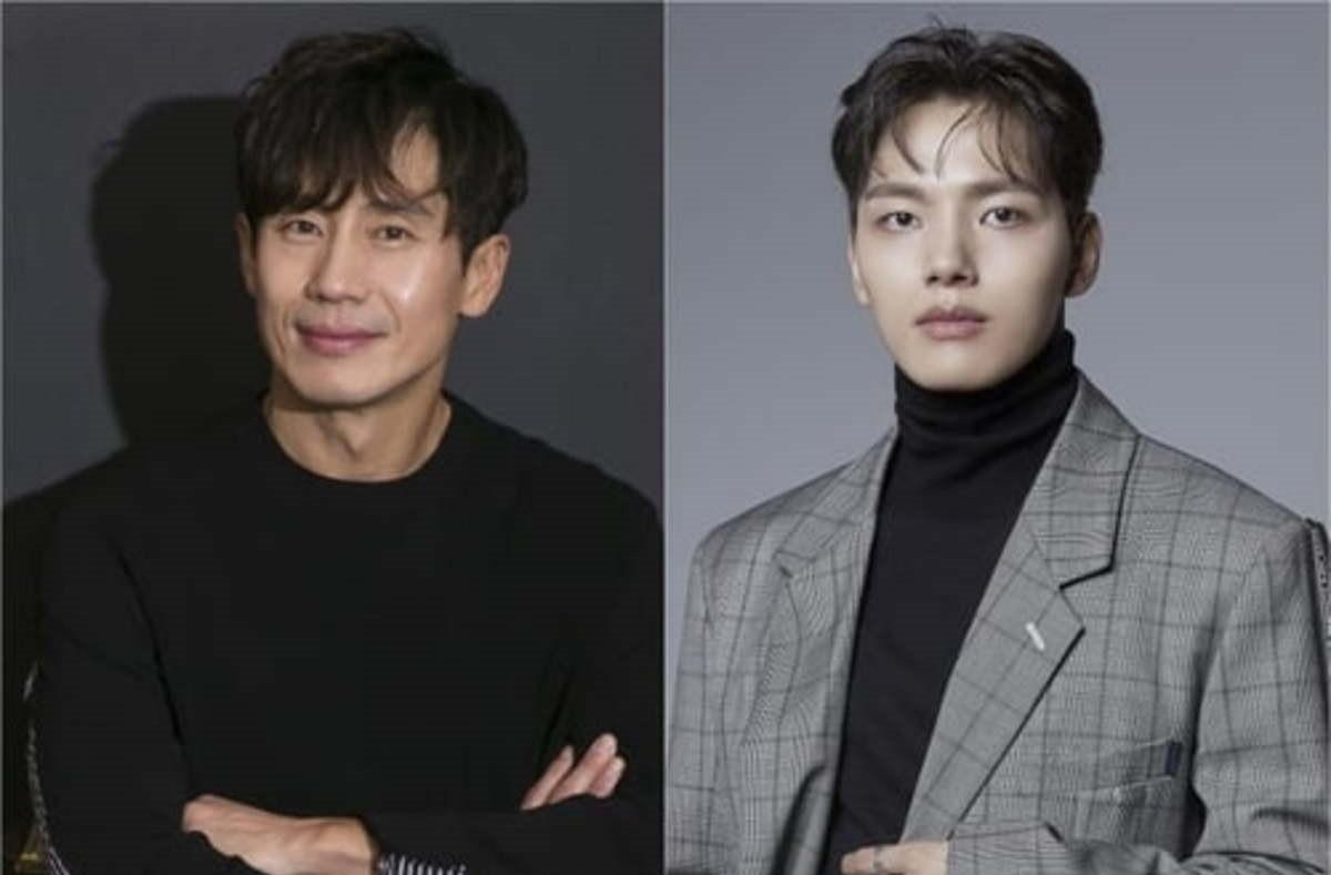 신하균X여진구, '연기 괴물' 두 배우가 JTBC '괴물'로 만난다