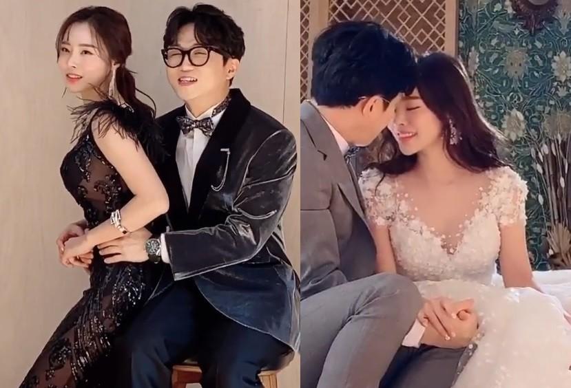 """박성광 피앙세 이솔이, 결혼식 앞둔 소감 """"앞으로 더 사랑할 것"""""""