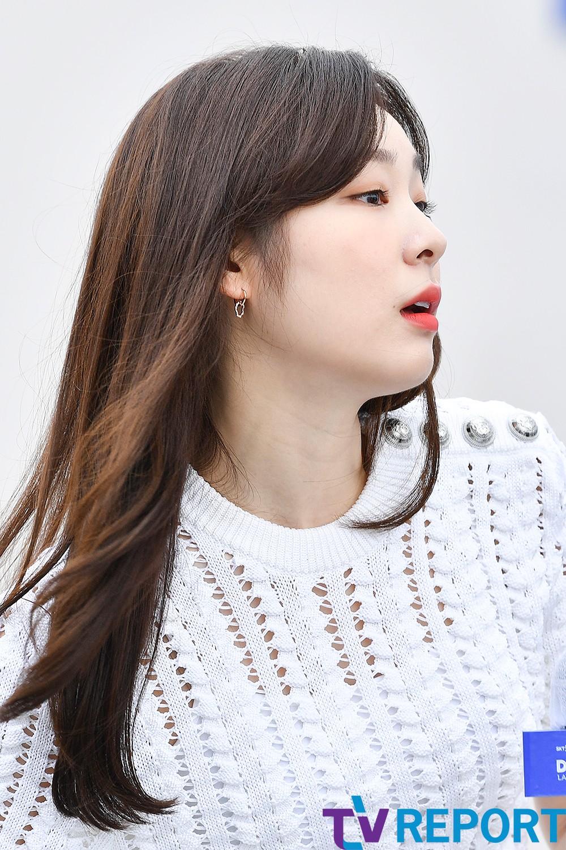 [T포토] 김연아 '일상이 화보다'