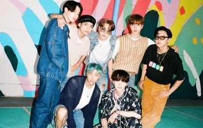 """""""에너제틱-완전체""""…방탄소년단, 'Dynamite' 21일 발매"""