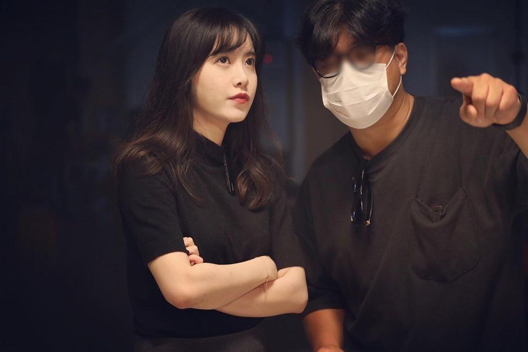 """구혜선, 깐깐한 감독 변신 """"조신하게 소리 지르며 연출 중"""""""