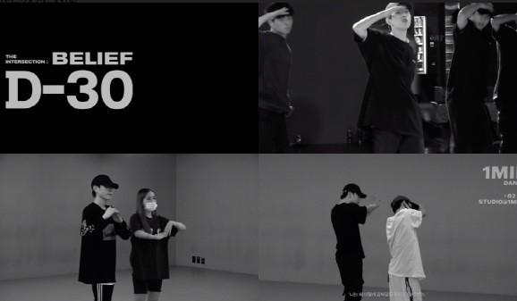 BDC, 'SHOOT THE MOON' 안무 트레일러 영상 공개
