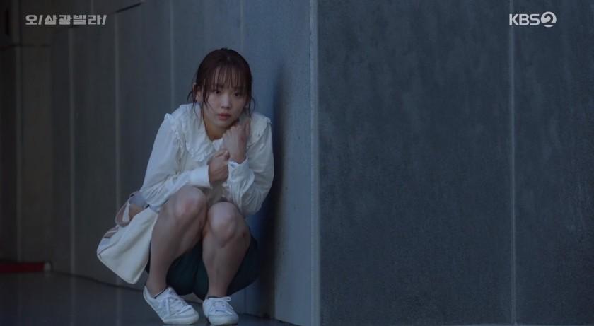 """'오! 삼광빌라!' 진기주, 황신혜 품에서 혼절... 애타게 외친 """"엄마!""""[종합]"""