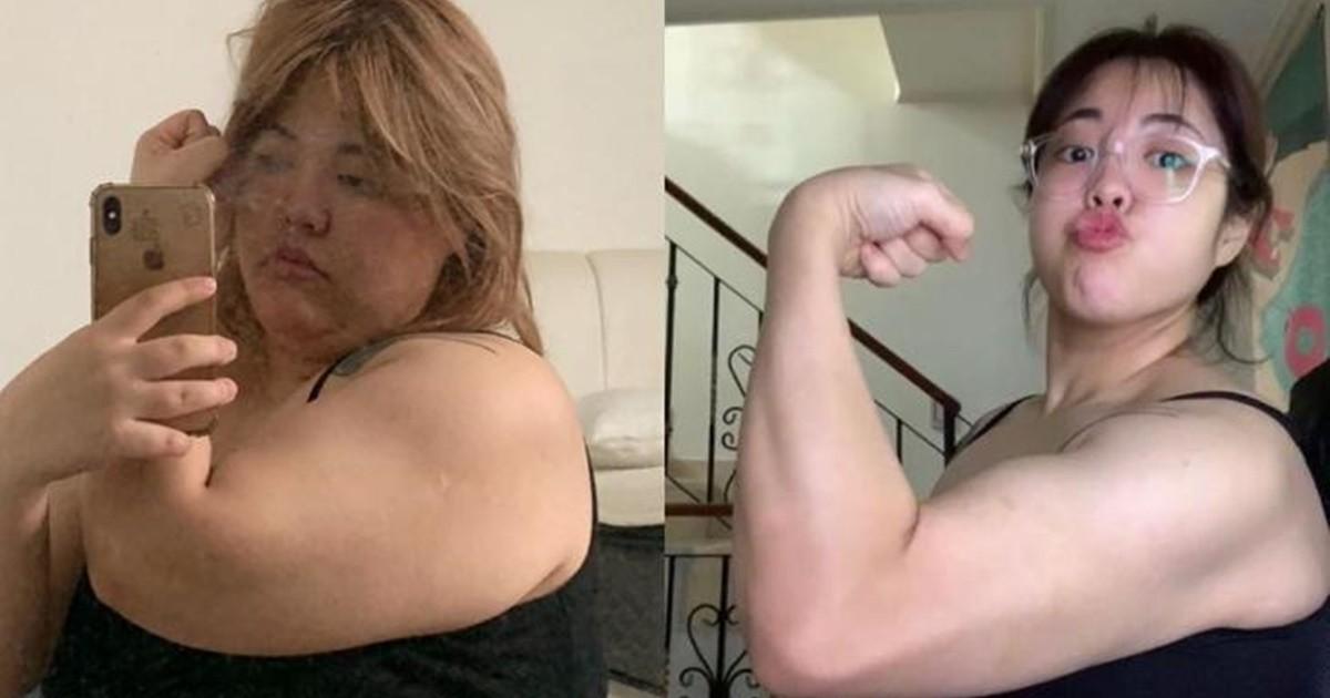 """""""위밴드 수술 이겼다""""…유튜버 양수빈, 131kg→87kg 다이어트 성공 소감"""