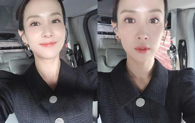 조여정, '숨멎' 유발하는 우아함의 화신 [리포트:컷]