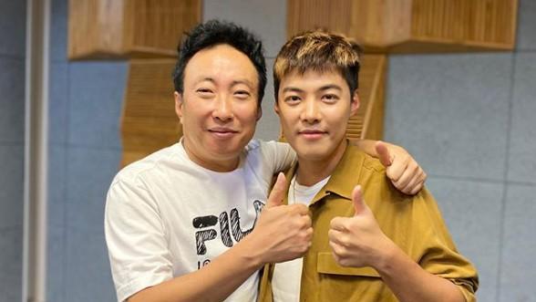 """'라디오쇼' 강남 """"이상화 뒷모습만 보고 결혼예감...너무 행복해"""" [종합]"""