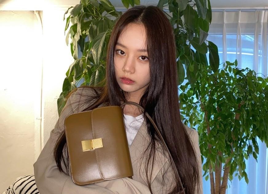 혜리, ♥류준열 푹 빠진 가을 여신의 청순함 [리포트:컷]