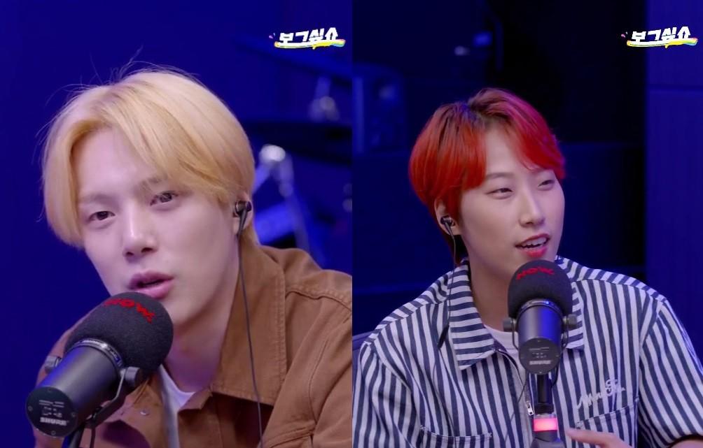 [네이버NOW.] '보그싶쇼' 민혁VS재재, 이 정도는 해야 케이팝 고인물... 꿀잼 티키타카[종합]
