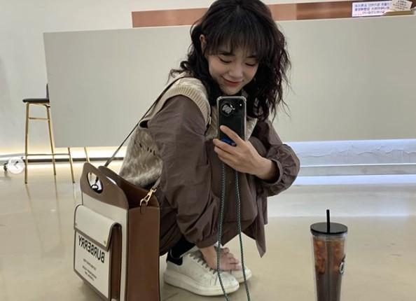 김세정, 러블리함 가득한 가을요정 '심쿵 주의보' [리포트:컷]