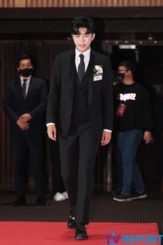 [T포토] 임영웅 '걸어다니는 브랜드'