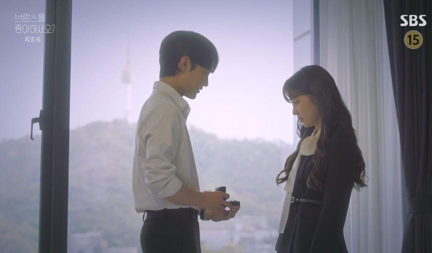 종영 '브람스' 김민재♥박은빈, 재결합 후 결혼약속... 꽉 닫힌 해피엔딩[종합]