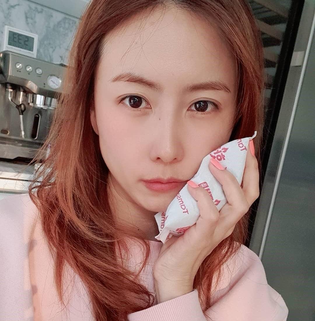 """'유준상♥' 홍은희 """"손난로의 계절""""…미녀는 추위를 많이 타 [리포트:컷]"""