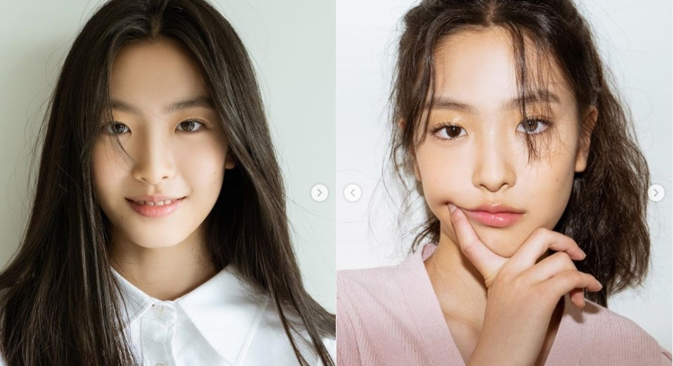 비 '작은 소식' 공개, 17세 신인배우 오예주 '청순+카리스마'