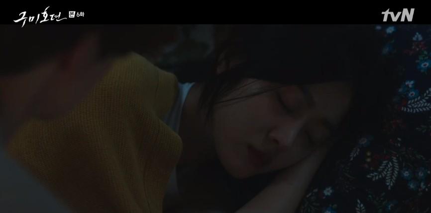 """'구미호뎐' 이동욱, 조보아 위해 이별도 각오 """"평범한 인간으로 살길""""[종합]"""
