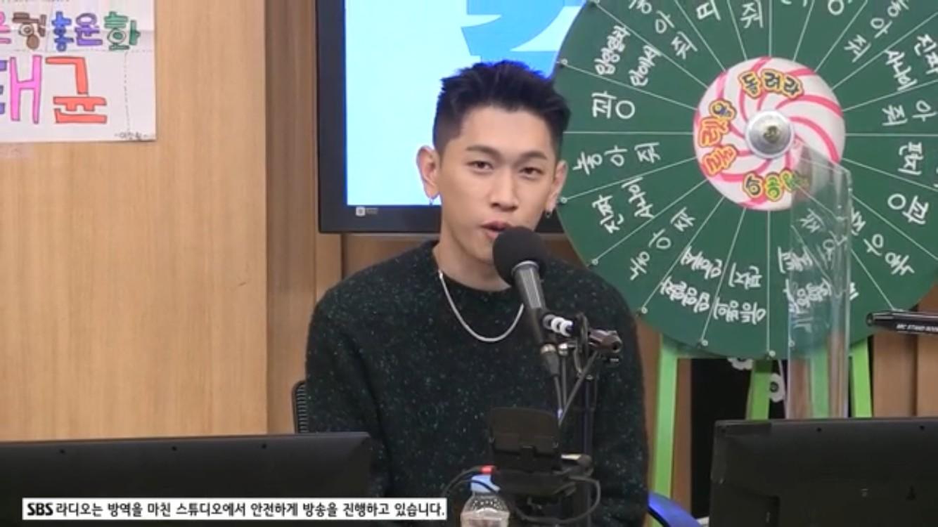 """'컬투쇼' 크러쉬, 멍때리기 1인자→군입대 앞두고 """"잠 잘 못자…나 잊어버리지마"""" [종합]"""