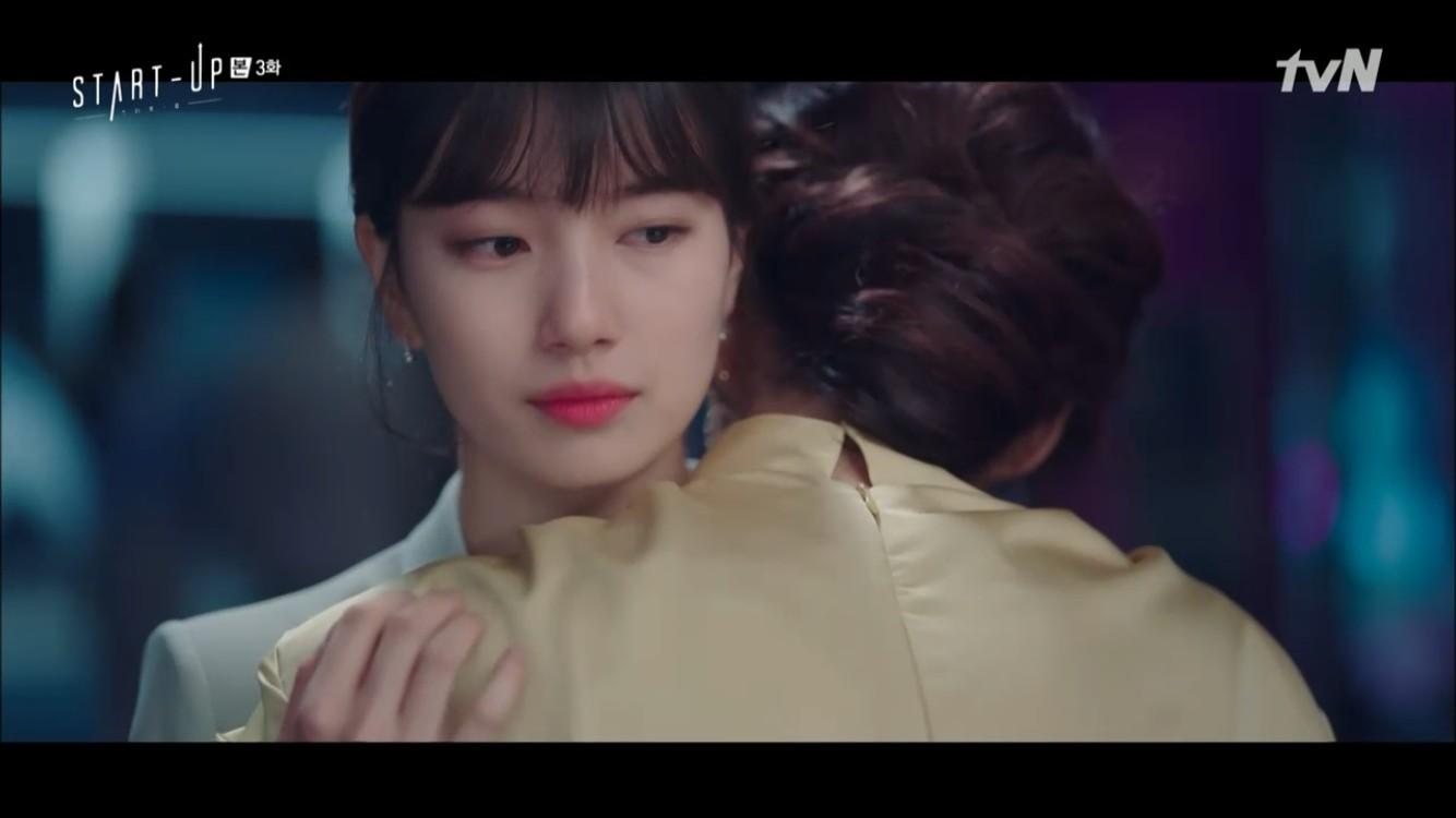 '스타트업' 수지, 송선미-강한나 앞에서 센 척 했지만 결국 눈물