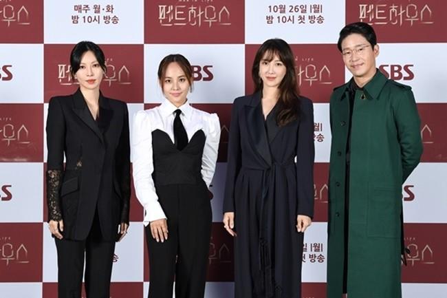"""'펜트하우스' 측 """"90분 특별 편성…첫회부터 파격"""""""