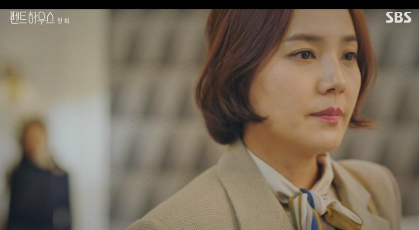 첫방 '펜트하우스' 김소연, 유진 인생 망치고 이지아 남편 엄기준과 불륜[종합]