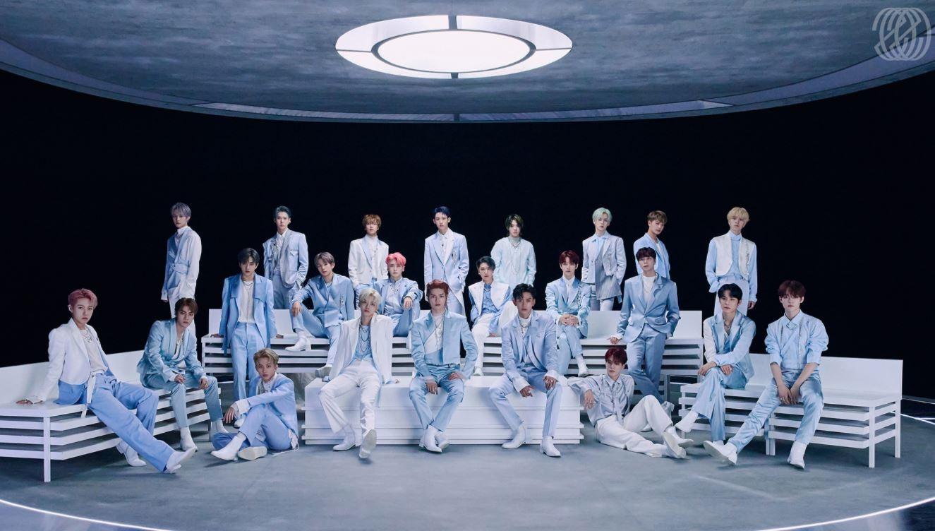NCT, 2집 Pt.1 유나이티드 월드 차트 1위 [성적표]