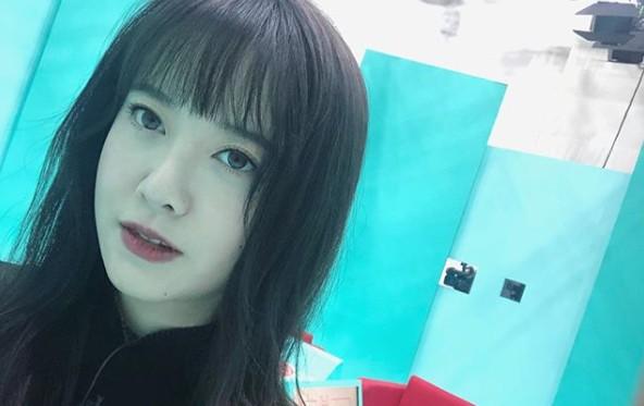 """구혜선, 이혼 후 첫 예능 나들이 예고 """"새파란 녹화장, 반갑네요"""""""