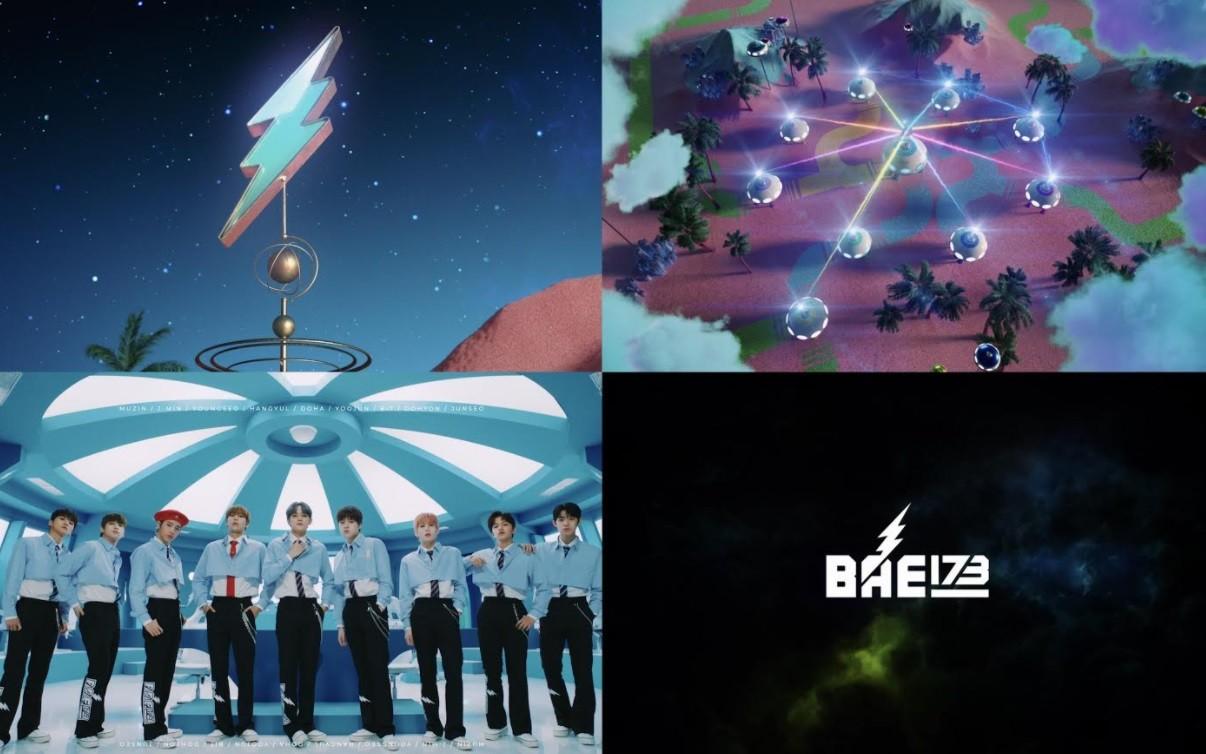 BAE173, 첫 번째 미니앨범 오프닝 트레일러 영상 공개