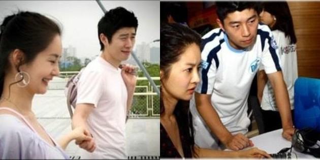 김가연, 남편 임요환과 풋풋한 연애시절 소환 '잉꼬부부의 과거' [리포트:컷]