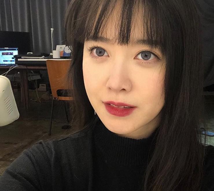 다이어트 효과?…구혜선, 돌아온 '얼짱' [리포트:컷]