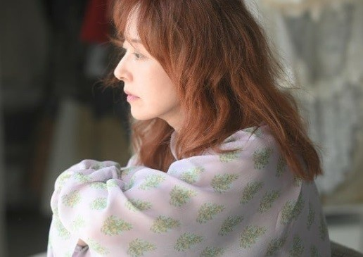 서정희, 불변의 미모→조각 같은 옆태[리포트:컷]