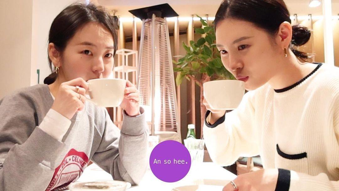 안소희X선미, 사랑스러운 원더걸스 막내라인…미소우주정복 가능 [리포트:컷]