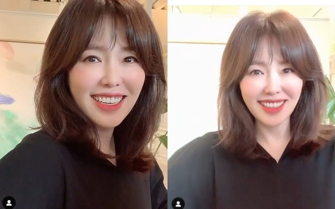 """하희라, 시상식 준비 근황...우아미 끝판왕 """"주부에서 배우로"""" [리포트:컷]"""