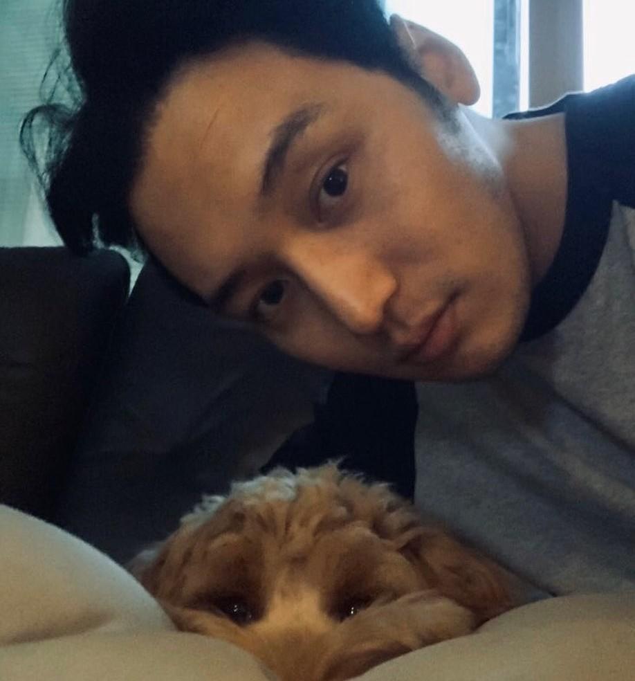 """변요한, 복자와 수험생 응원 """"절대 상심 말길…최선 다해 화이팅"""""""