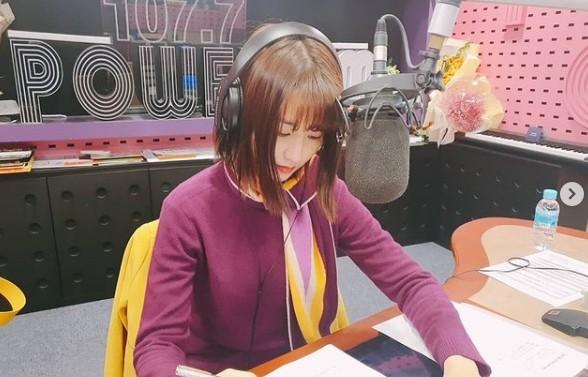 """'씨네타운' 박하선 """"남편 류수영이 귤쥬스 직접 만들어줘...정말 맛있다"""""""