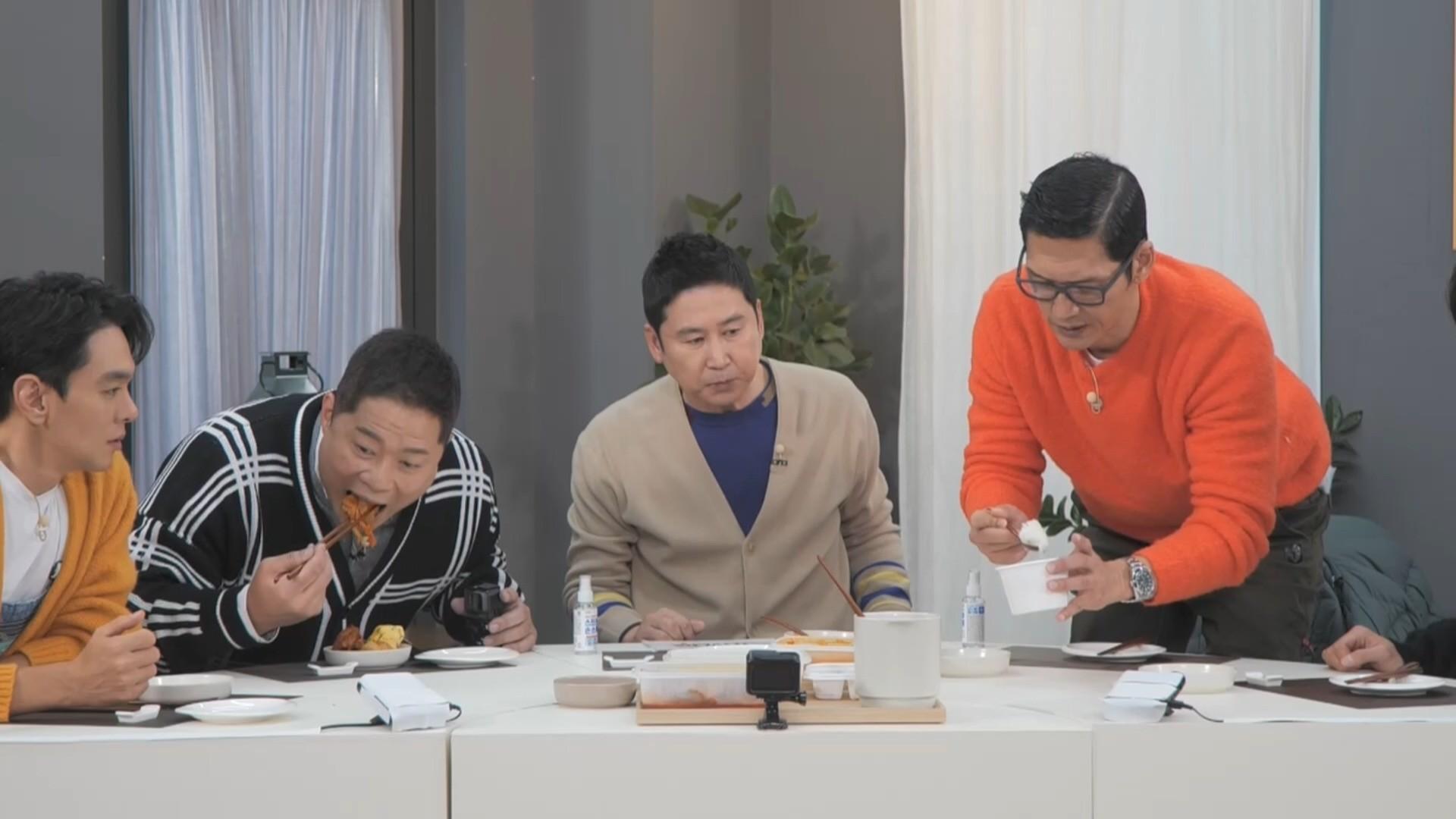'일단시켜!' 신동엽부터 셔누까지, 신개념 배달리뷰쇼 '관전포인트3'