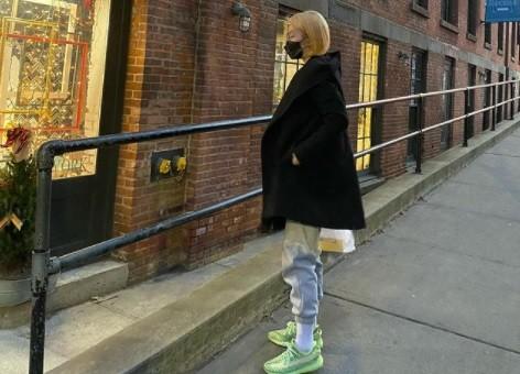 핑클 이진, 뉴요커의 여유 그리고 일상[리포트:컷]