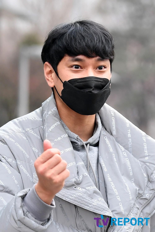 [T포토] 김요한 '매력적인 눈동자'