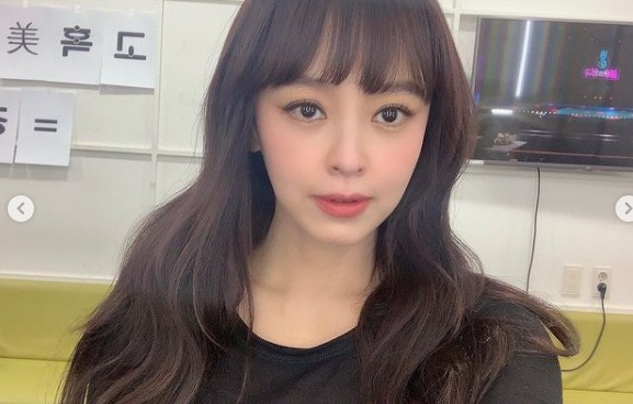 """강성연, 여신미모 뽐내며 홍보요정 변신 """"선물같던 시간"""" [리포트:컷]"""