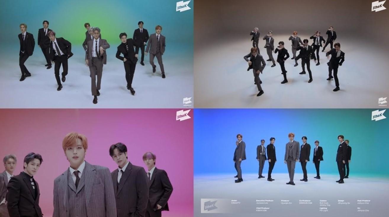 크래비티, 타이틀곡 '마이 턴' 수트 댄스 버전 공개! 절제된 섹시美