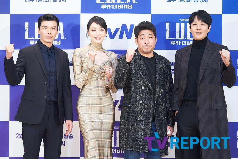 [T포토] '루카 : 더 비기닝', 1일에 만나요~