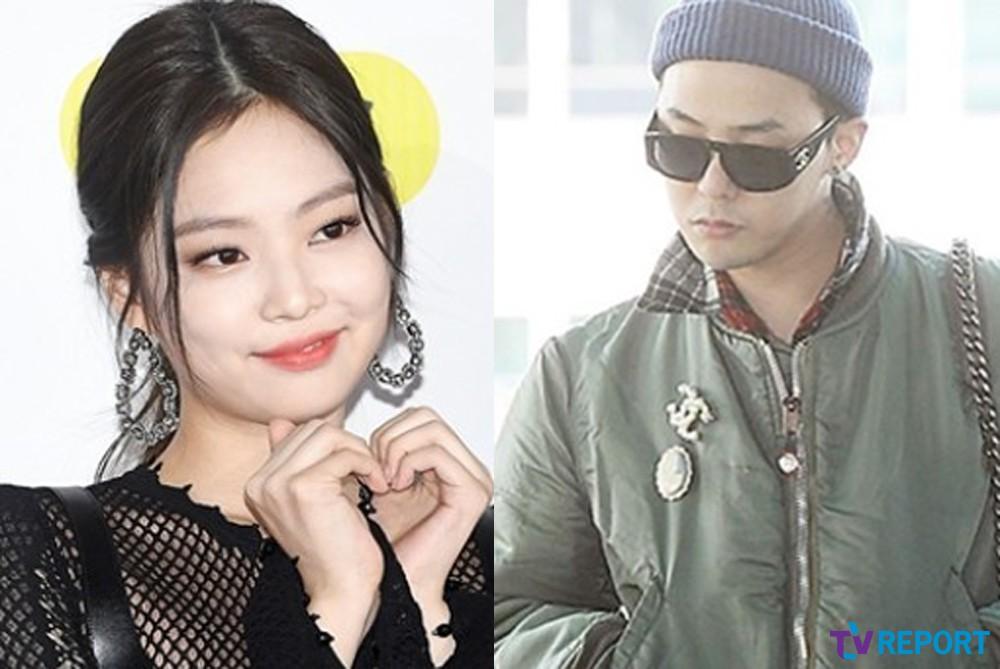 """디스패치, 지드래곤♥제니 열애 보도…YG """"확인 불가"""""""