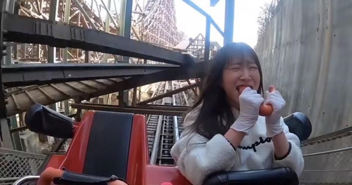 유튜버 쯔양, 티익스프레스에서 소시지 먹방…네티즌 반응은?