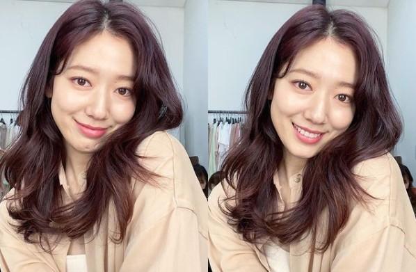 박신혜, 싱그러운 미소로 전한 근황 '모태 러블리' [리포트:컷]