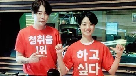 """'두데' 안영미 """"송은이 출연 예능 보고 펑펑 울었다""""...무슨 사연?"""