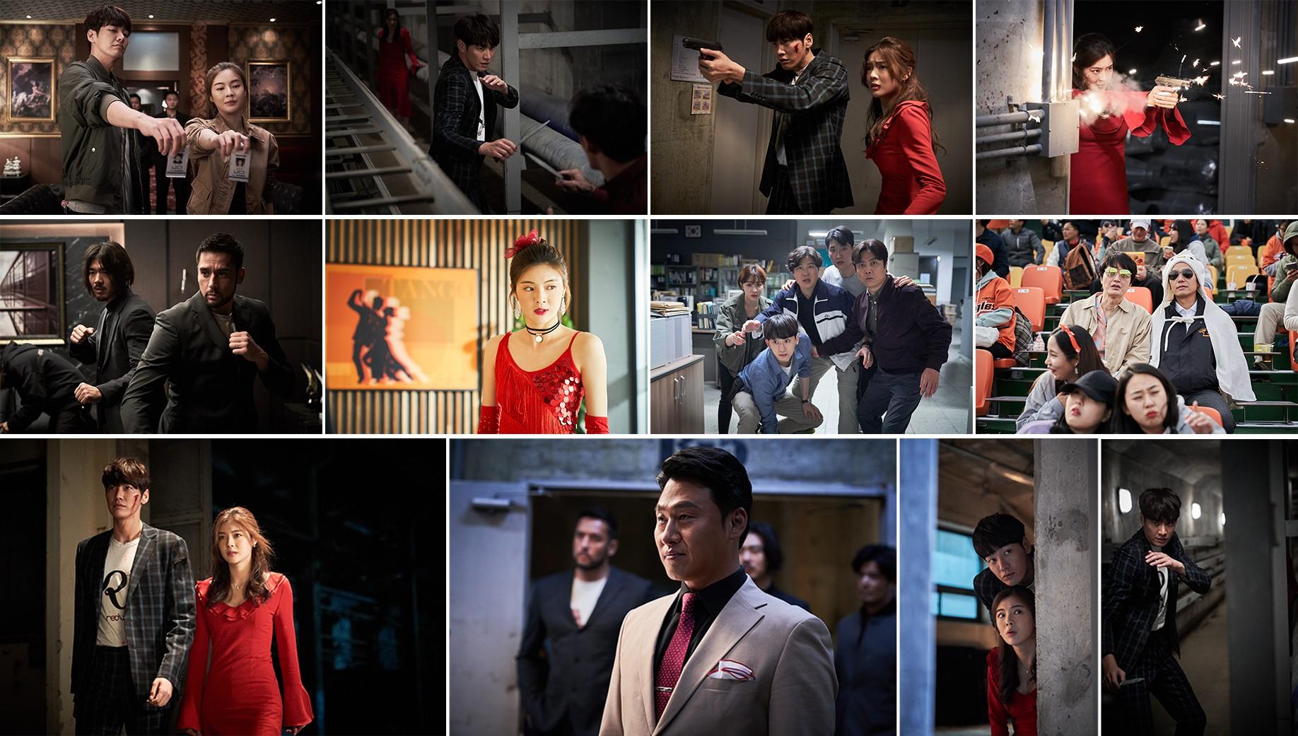 김영광X이선빈 코믹 액션 '미션 파서블' 40만 관객 돌파