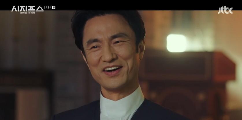 '시지프스' 김병철, 조승우X박신혜와 대치 중 눈 감았다